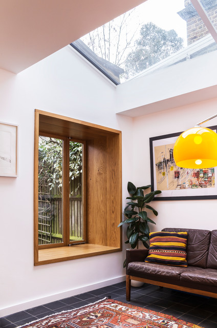 Canopy House - Stoke Newington London midcentury-living-room & Canopy House - Stoke Newington London - Midcentury - Living Room ...