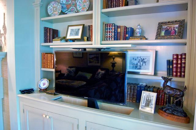 Canterbury Road traditional-living-room