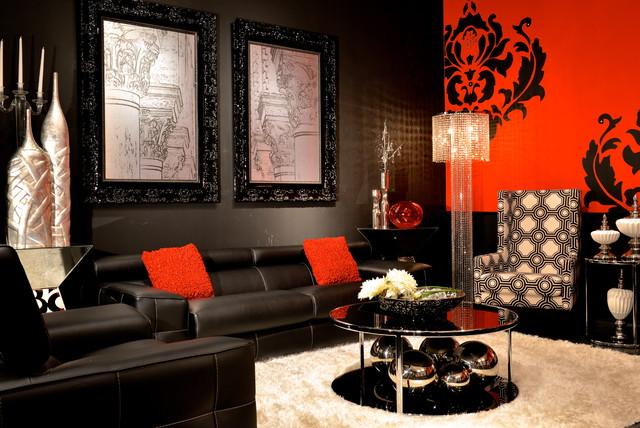 Cantoni Houston Showroom Modern Living Room Houston by Cantoni