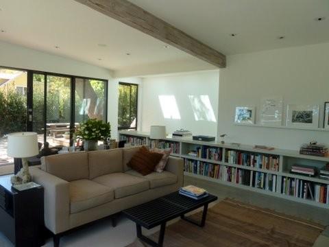 Canyon House modern-living-room