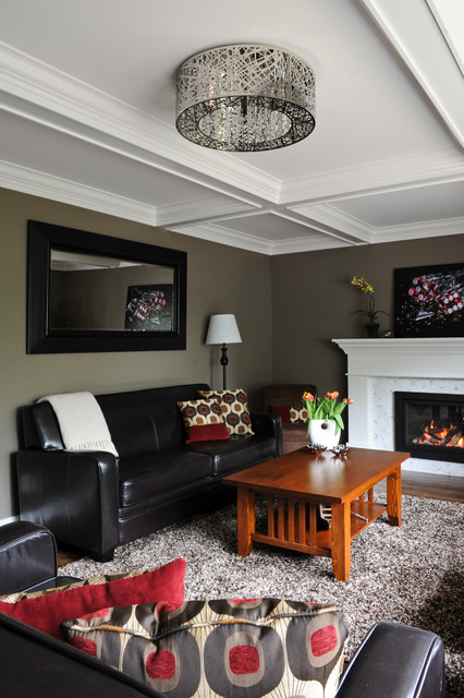 cape cod couture transitional living room other by