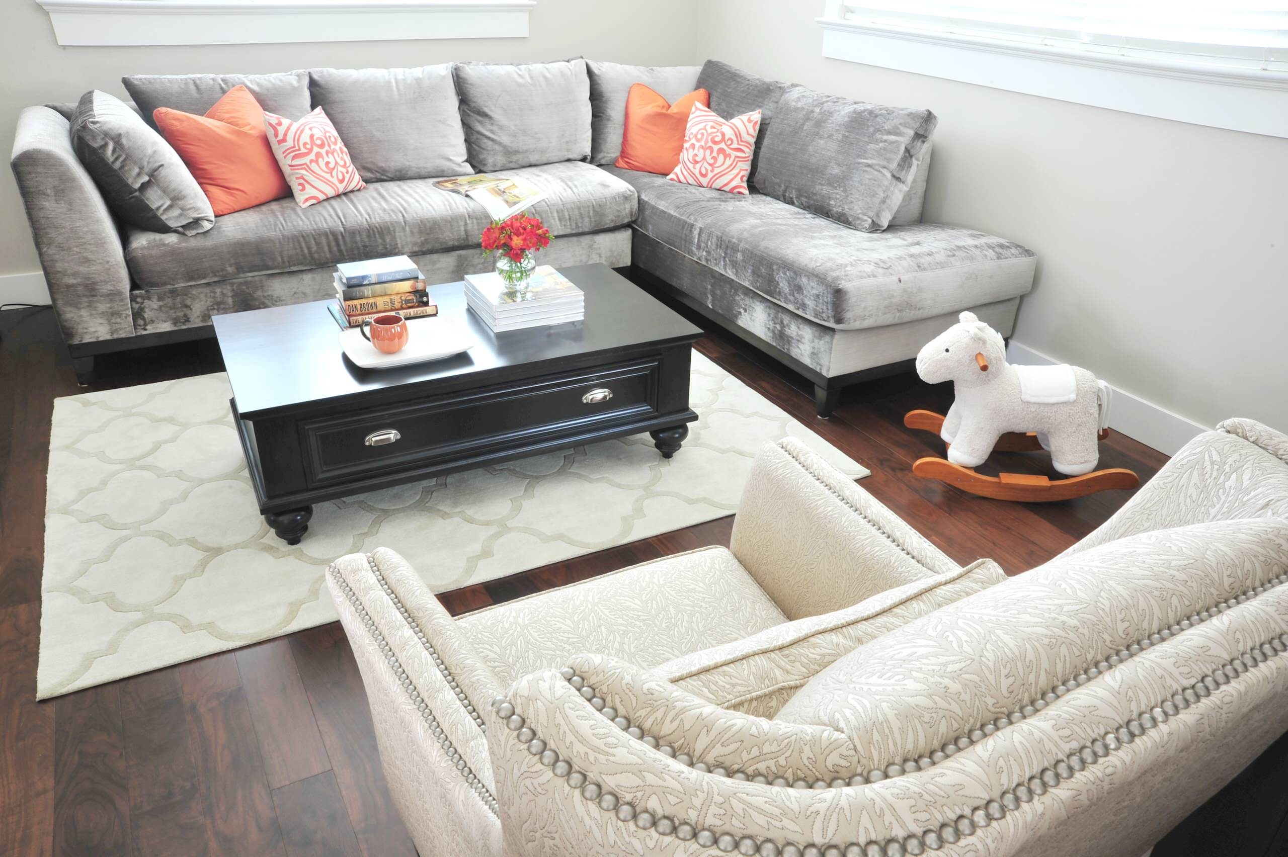 Capital Hill Residence   Transitional   Living Room   Vancouver ...