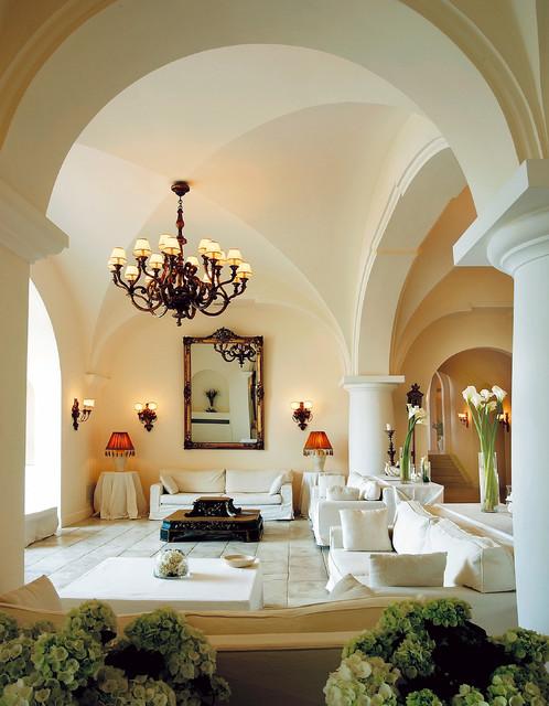 Capri Palace Hotel, Anacapri - Italy mediterranean-hall