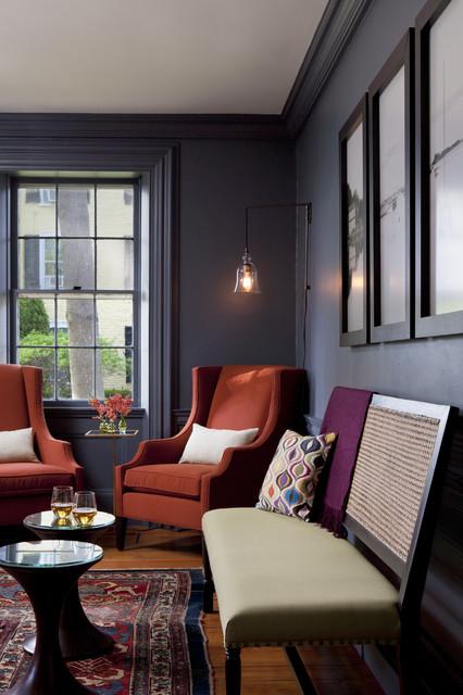 Captain Faifield Inn - Lounge modern-entry