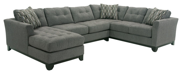 Cardiff Sectional - Modern - Living Room - San Diego - by Jerome\'s ...