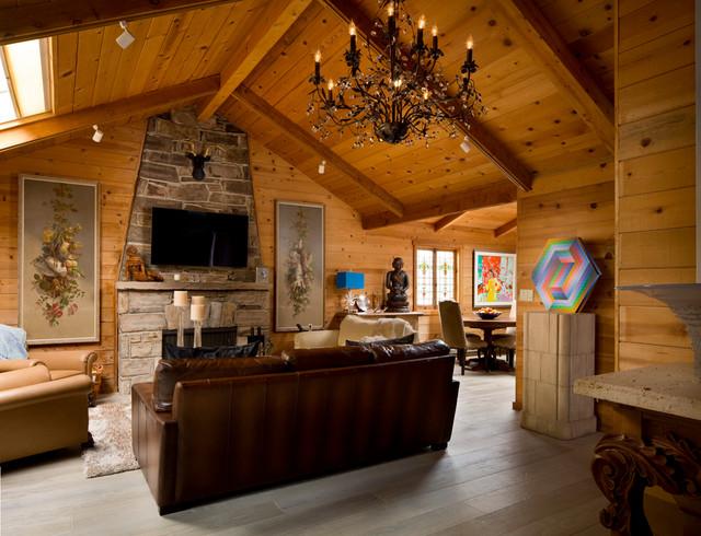 Carmel Boho transitional-living-room