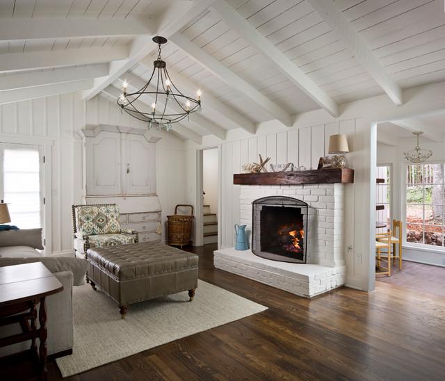 Carmel Historic transitional-living-room
