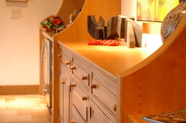 Carmel Valley Retreat traditional-living-room