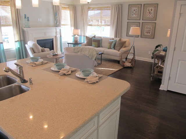 Carnes Crossroads Model Home