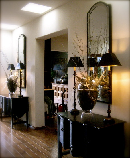 Carole Meyer eclectic-living-room