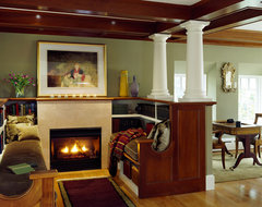 Carriage House traditional-living-room