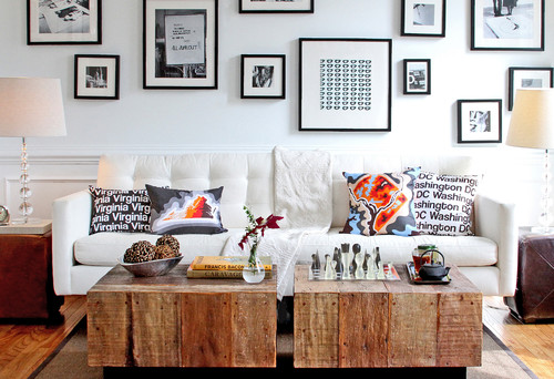 6 Types Of Well Styled Coffee Tables
