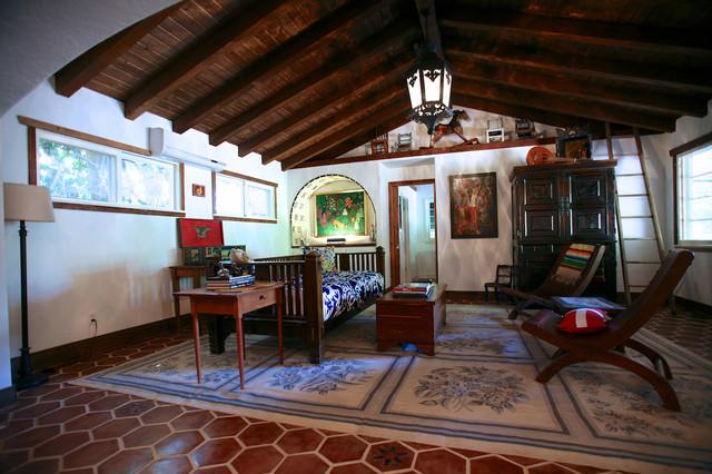 Casa Altadena mediterranean-living-room