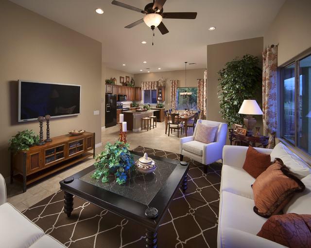 Casa Del Sol Plan At Mission Royal Active Adult Tucson Az