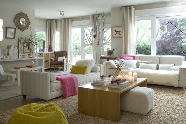 Casa en Madrid - Contemporaneo - Soggiorno - Madrid - di Dafne Vijande