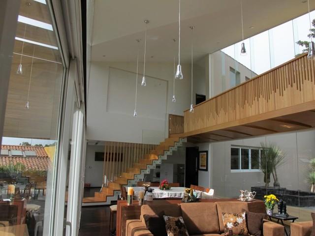 Casa Encino eclectic-living-room
