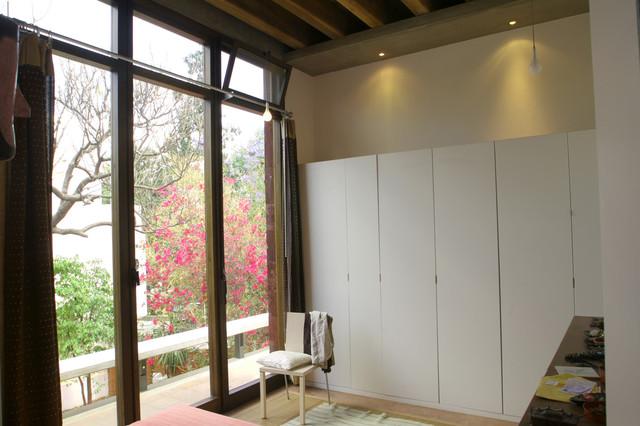 Casa Estudio contemporary-living-room