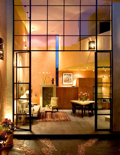 Casa Joya modern-living-room