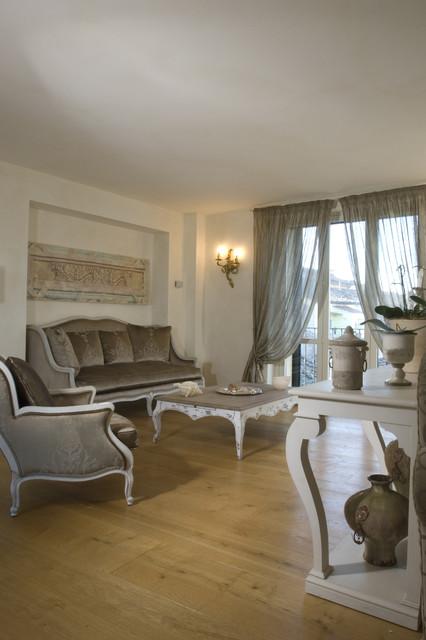 Casa Recanati, Macerata - Italy - Shabby-Chic Style - Soggiorno - Roma - di F...