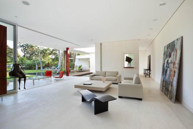 Casa SB modern-living-room