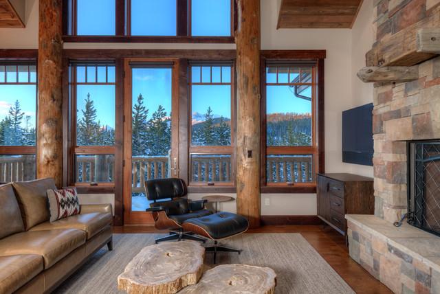 Gallatin Valley Furniture · Interior Designers U0026 Decorators. Cascade Ridge  Rustic Living Room
