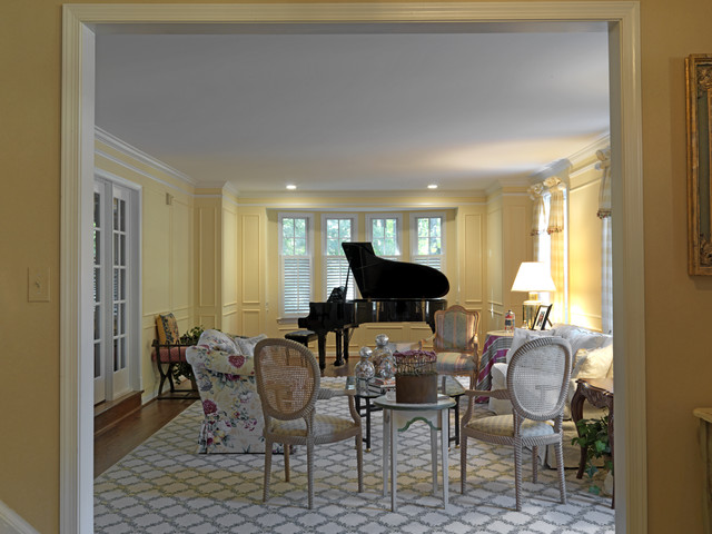 Case Design/Remodeling, Inc.  living room