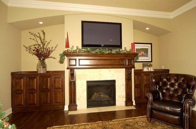 Castillo IV living-room