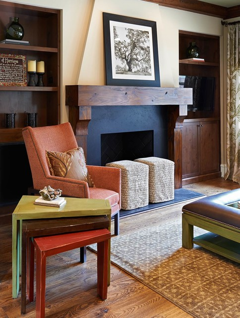 Casual Comfort Contemporary Living Room Raleigh By