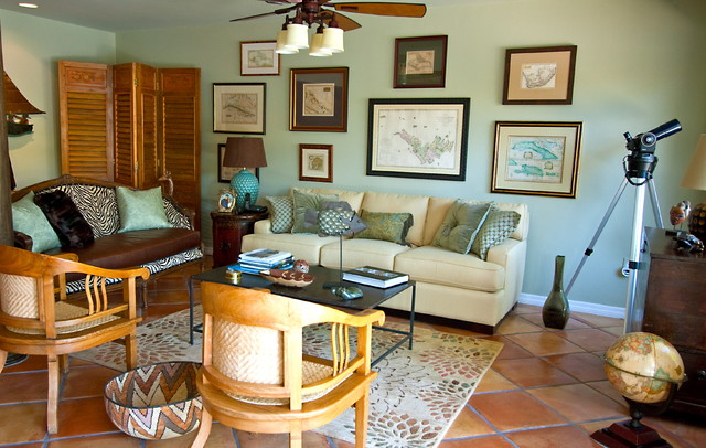 houzz eclectic living room casual living room eclectic living room miami by 13346