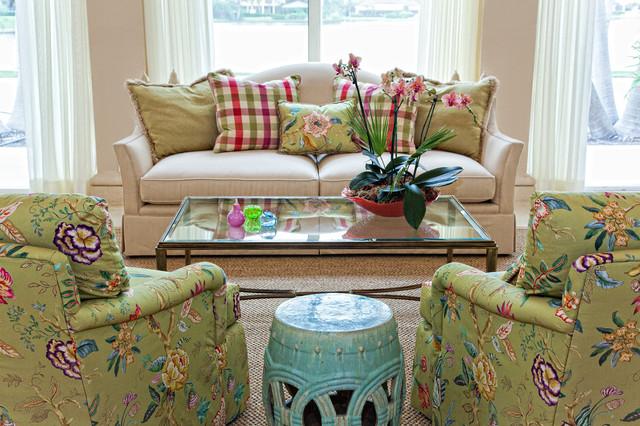 Coordinating Fabrics For Living Room