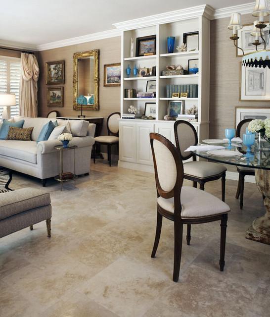 Catherine Dolen & Associates contemporary-living-room