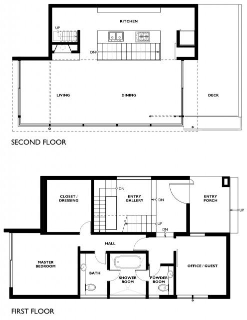 Cavehill modern-living-room