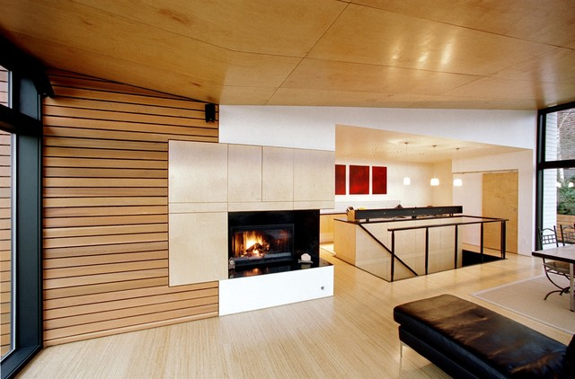 Cavehill modern living room