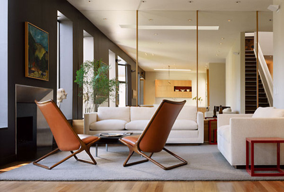 CCS ARCHITECTURE modern-living-room