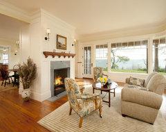 Cedar Bluff beach-style-living-room
