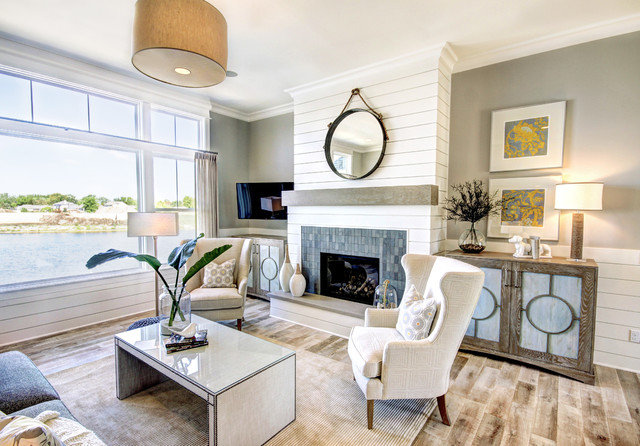 Celebrity Builders - Traditional - Living Room - grand rapids - by Photos By Kaity