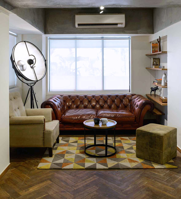 Home Garden Design Ideas India: 6 Perfect Small Living Rooms On Houzz India