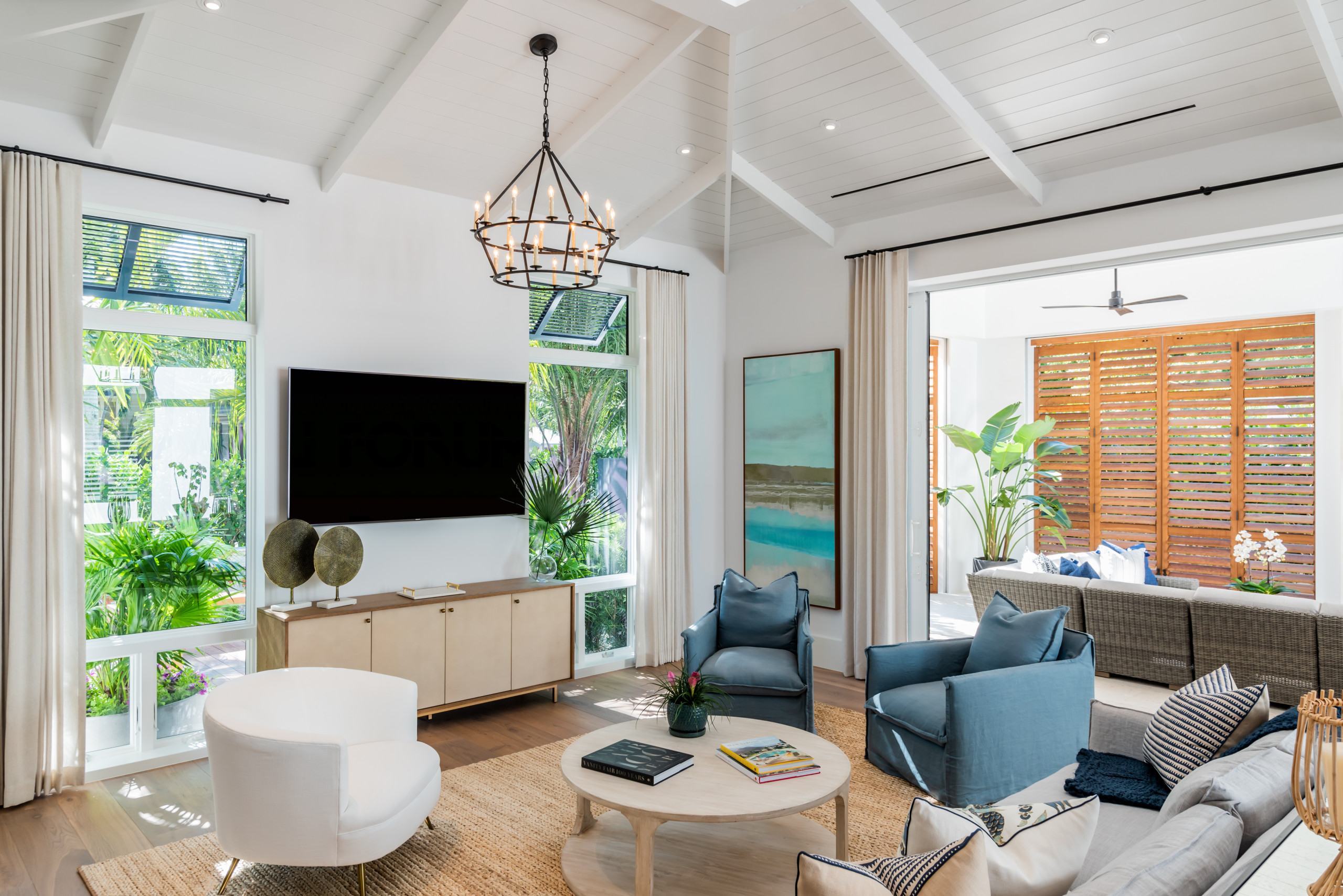 75 Beautiful Open Concept Living Room Pictures Ideas February 2021 Houzz