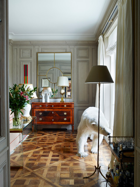 Central london town house traditional living room for Interior designers central london