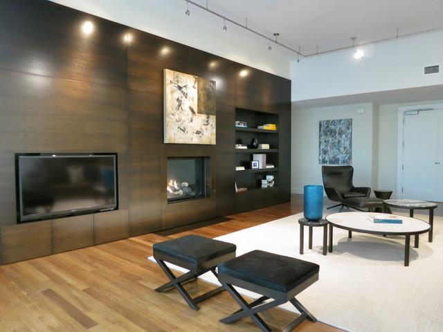 Century City contemporary-living-room