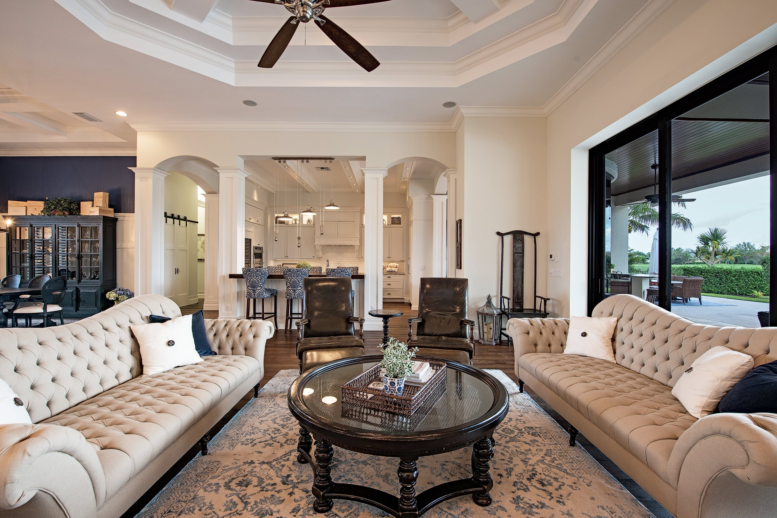 Certified Luxury Builders-41 West-Naples,FL-Quail Remodel 3A