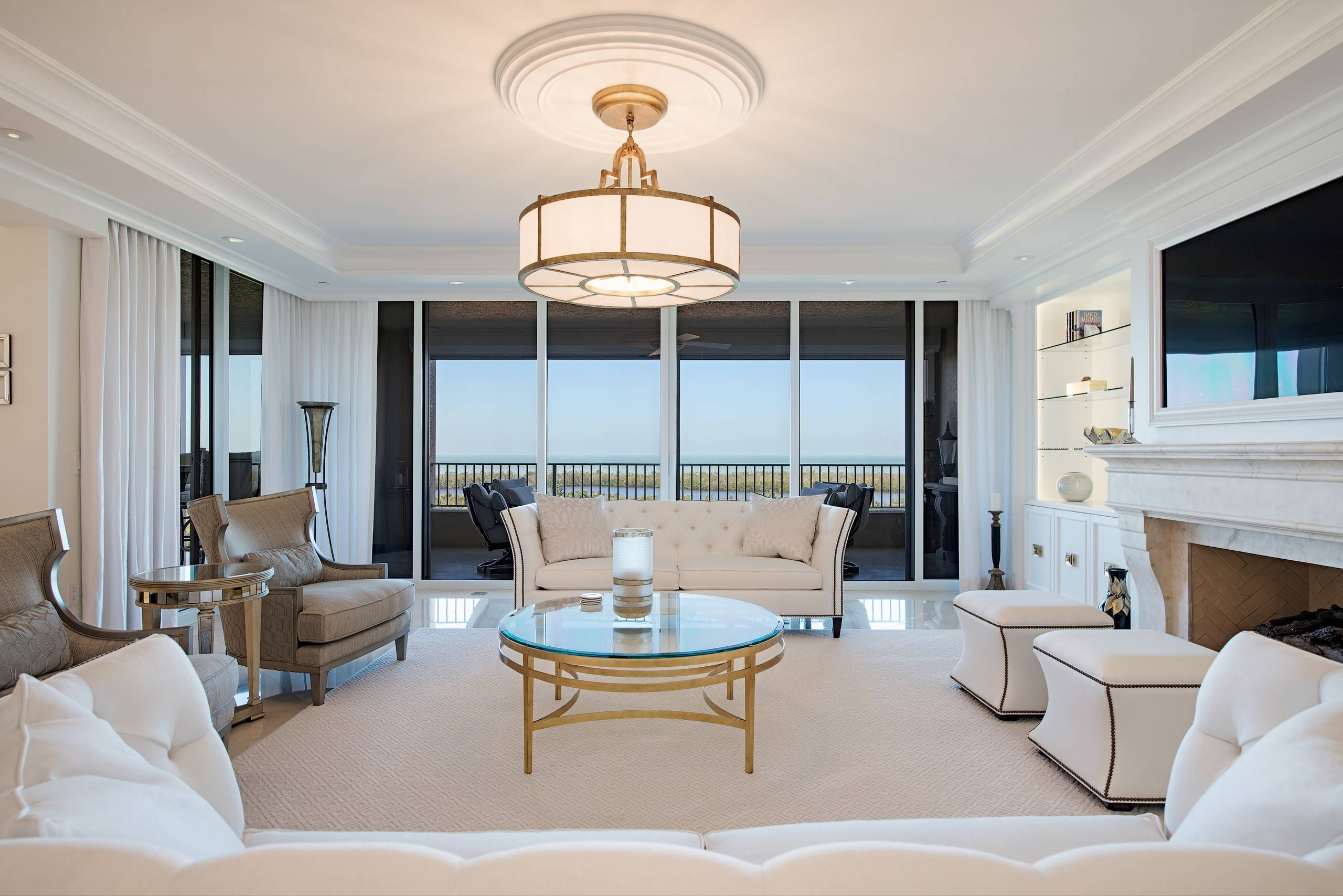 Certified Luxury Builders-41 West-Naples-Pelican Bay-Cap Ferrat-High-rise Condo