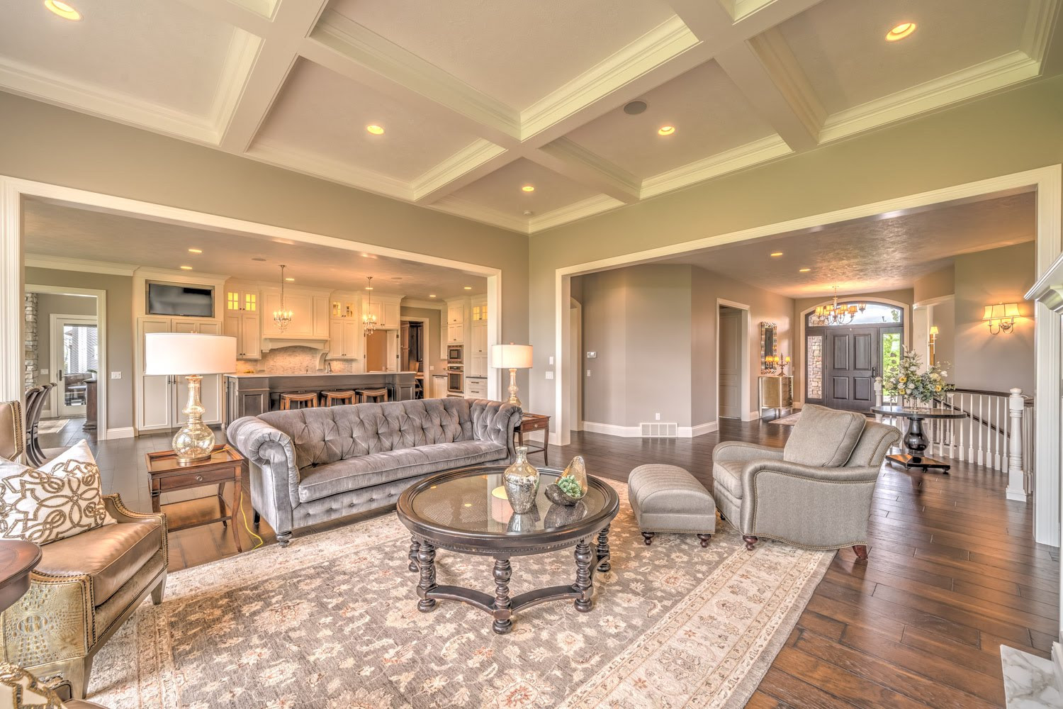 Certified Luxury Builders - Deffenbaugh Homes - Sioux Falls, SD - Custom Home J