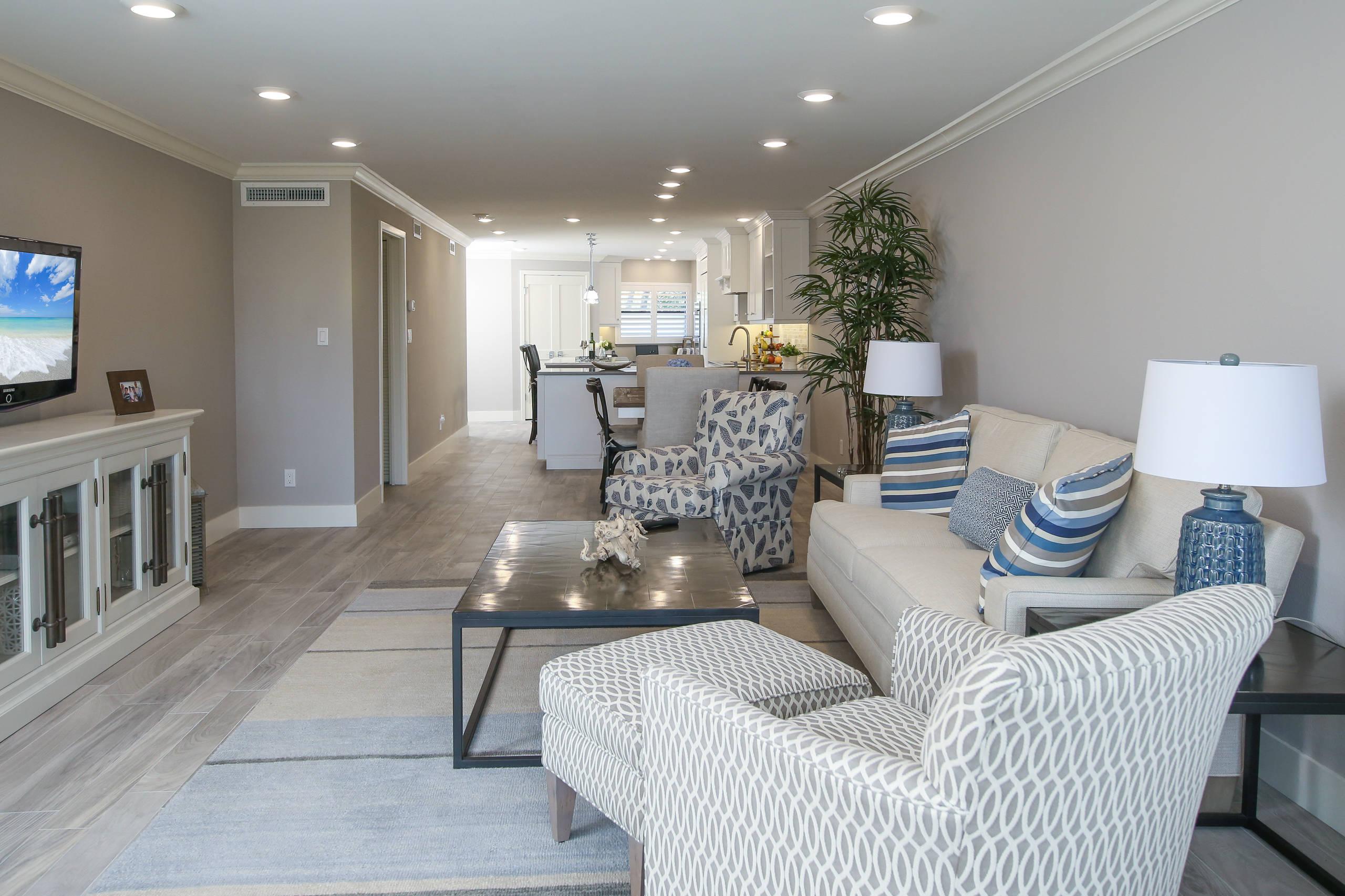Certified Luxury Builders - Westin Hills - Siesta Key, FL - Condo Remodel 2