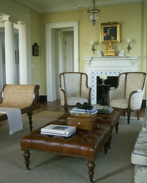 Chadsworth Cottage traditional-living-room