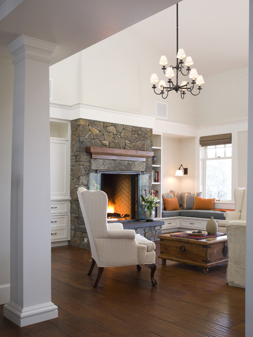 Gast Architects: Projects traditional living room