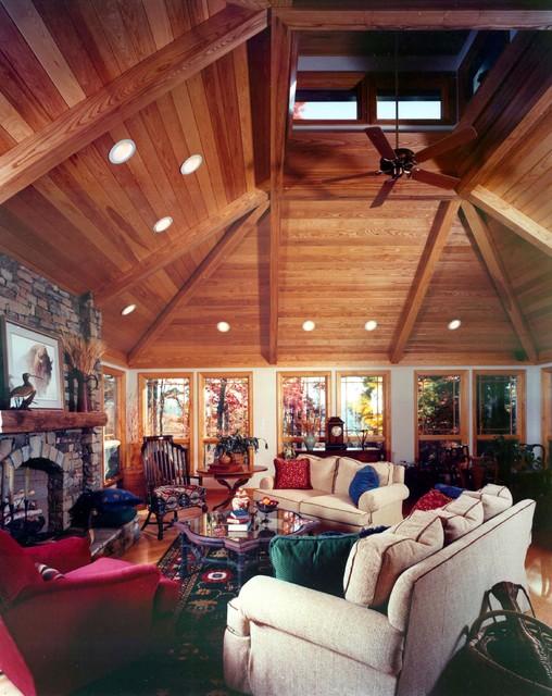 Champion Hills traditional-living-room