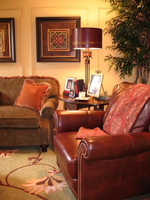 Chandler Living room