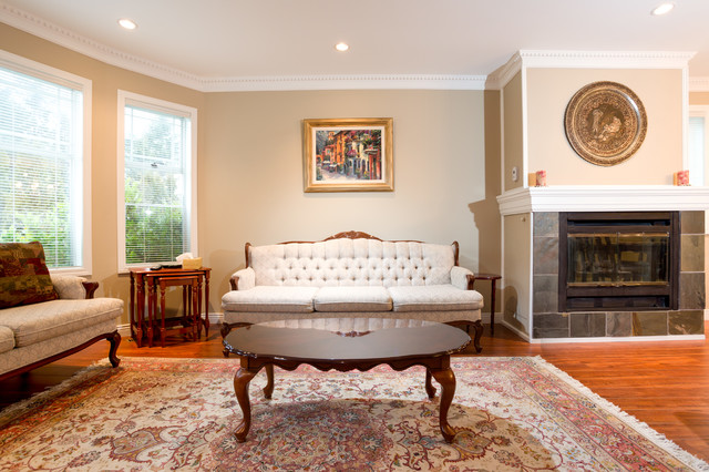 chapman renovation traditional living room vancouver by alair homes vancouver. Black Bedroom Furniture Sets. Home Design Ideas