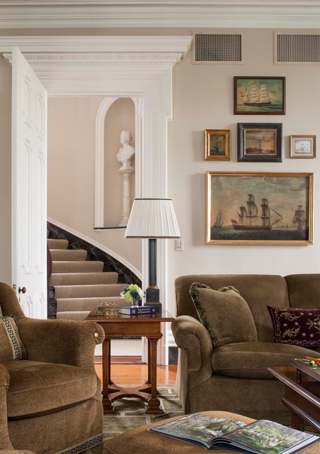 Charleston Traditional Living Room Charleston By Slc Interiors